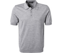 Polo-Shirt Wolle
