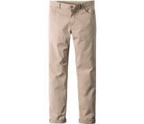 Jeans Regular Fit Baumwoll-Stretch