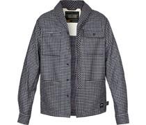 Overshirt Wolle