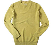 Pullover Baumwolle limone