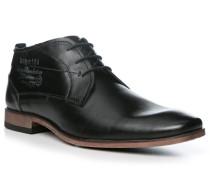 Schuhe Derby, Leder,