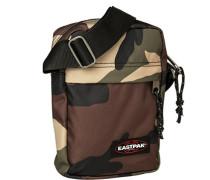 Tasche Umhängetasche, Mikrofaser, camouflage