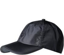 Herren  BOGNER Cap Microfaser schwarz