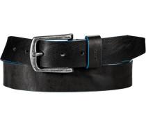 Gürtel inky blue Breite ca. 3 cm
