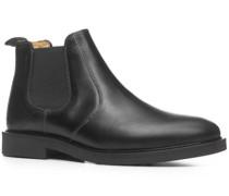 Schuhe Chelsea Boots Glattleder