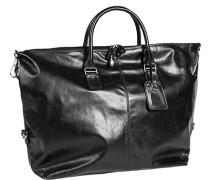 Herren Tasche  Tasche Rindleder schwarz