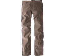 CERRUT Cord- Jeans taupe