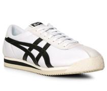 Schuhe Sneaker Textil -schwarz