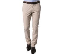 Hose Chino Slim Fit Baumwolle
