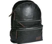 Tasche Rucksack Kunstleder