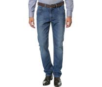 Blue-Jeans, Modern Fit, Baumwoll-Stretch SUPERFLEX