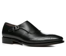 Schuhe Monk Kalbleder