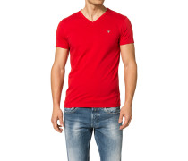 T-Shirt Fitted Body Baumwolle