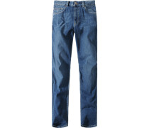 Jeans Nevada Denimstretch Mittelblau
