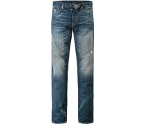 Jeans Slim Fit Baumwolle denim