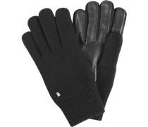 Handschuhe Wollwalk-Leder