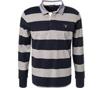 Polo-Shirts Baumwoll-Jersey