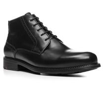 Herren Schuhe TAP Kalbleder warm gefüttert schwarz