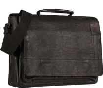 Tasche Aktenkoffer Leder
