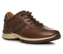 Schuhe ASCOT Kalbleder dunkelbraun