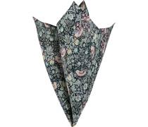 Accessoires Einstecktuch Baumwolle multicolor gemustert