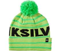 Mütze, Microfaser, hellgrün