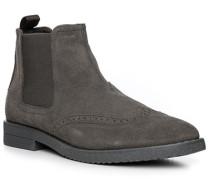 Chelsea-Boots Herren, Velours