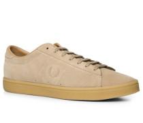 Schuhe Sneaker Veloursleder Ortholite® sand