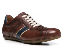 Herren Schuhe AVON Kalb-Lammleder braun