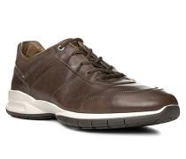 Schuhe ASTON Kalbleder dunkelbraun