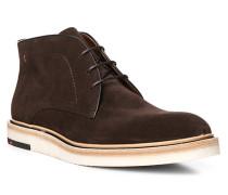 Schuhe JANUS, Kalbleder, dunkelbraun
