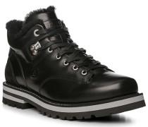 Schuhe Stiefelette, Nappaleder warmgefüttert,