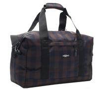 Tasche Gepäcktasche Nylon -braun kariert