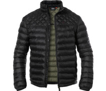 Steppjacke, Microfaser isolierend,