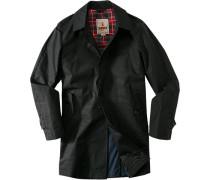 Mantel Regular Fit Baumwolle COOLMAX®
