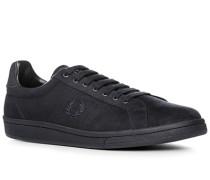 Schuhe Sneaker Textil Ortholite® navy