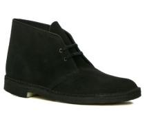 Schuhe Desert Boots, Veloursleder,