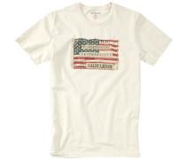 T-Shirt, Baumwolljersey, cream