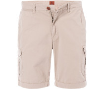 Hose Cargoshorts Regular Fit Baumwolle
