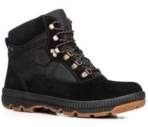 Schuhe Stiefelette Leder-Microfaser Gore-Tex®