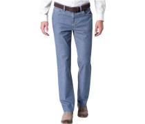 Herren Jeans Contemporary Fit Baumwoll-Stretch 7,5oz jeansblau