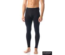 Herren Unterwäsche Long-Pant Modalmix schwarz