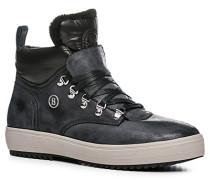 Schuhe Stiefeletten Nubukleder warm gefüttert