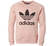 Pullover Sweater Baumwolle altrosa