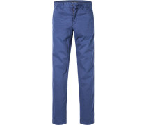 Hose Chino Tapered Fit Baumwolle