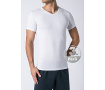T-Shirts Baumwoll-Stretch