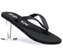 Schuhe Zehensandale Gummi