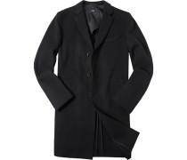Mantel Wolle halbgefüttert