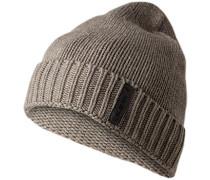 Mütze, Baumwolle, taupe