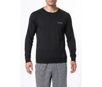 Schlafanzug Sweater, Baumwolle,